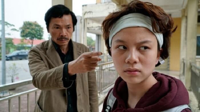 """Sự """"ngổi ngáo"""" nhưng cũng không kém phần đáng yêu của vai diễn Ánh Dương"""