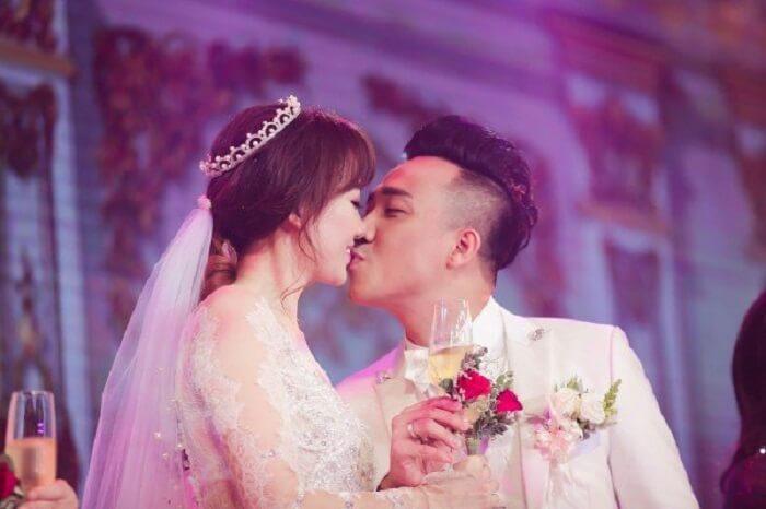 ngày 25 tháng 12 năm 2016, Hari Won và Trấn Thành đã tổ chức hôn lễ
