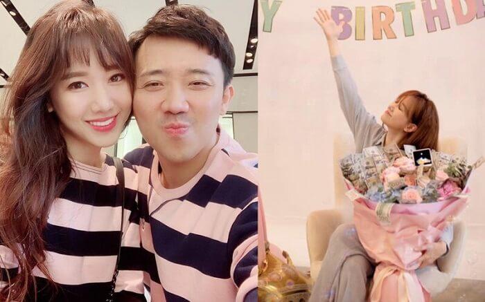 Hari Won và Trấn Thành vẫn rất hạnh phúc sau 5 năm chung sống
