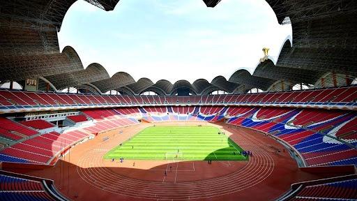Thông tin về những sân bóng đá lớn nhất thế giới hiện nay