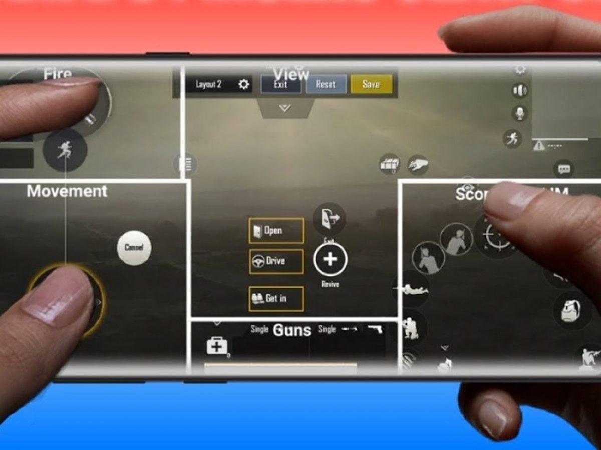 Hướng dẫn setting Pubg Mobile update 2021